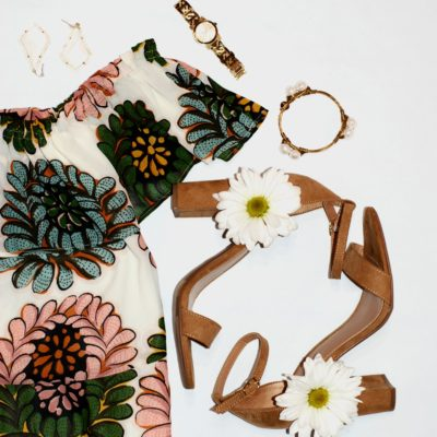 Flat Lay Edition 1: Flowers Galore