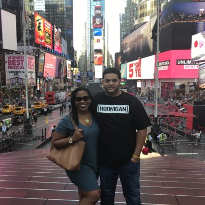 My First Trip to New York City