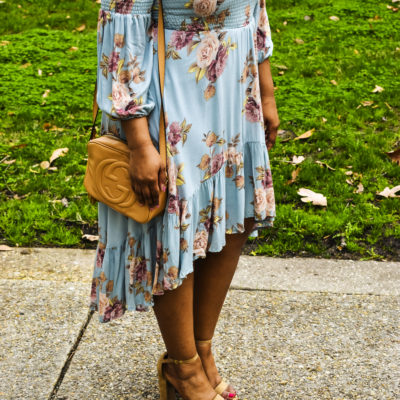 My Personal Experience with Fasting & The Perfect Spring Floral Dress