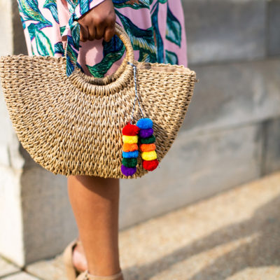 Summer Straw Bag & LTK App/Information